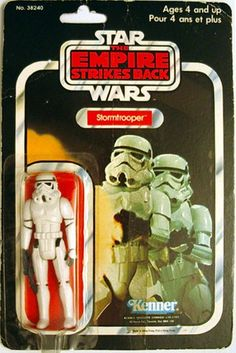 star wars action figures kenner 1977 - Buscar con Google