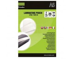 Laminating pouches A5   25-pack