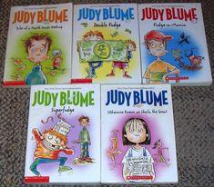 Fudge, Judy Blume