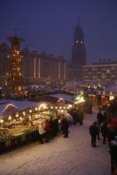 Mercadillos de #Navidad en #Berlín y #Dresden desde 785€