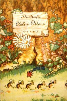 Clelia Ottone - Furnicel illustrations