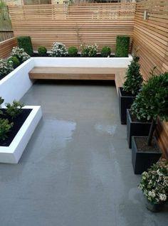 Creatief omgaan met een kleine tuin