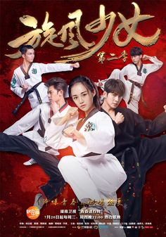 Whirlwind Girl 2 (China, 2016; Hunan TV). Starring Ji Chang-wook, An Yue Xi, Leo Wu, Chen Xiang, and more. (28 episodes total.) [Info via MyDramaList.com & Viki.] >>> Available on Viki. (Updated: October 26, 2016.)