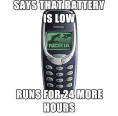 Battery Is Low