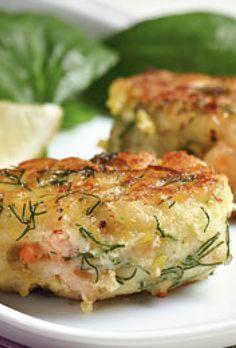 Danish Cuisine, Danish Food, Crab Recipes, Low Carb Recipes, Vegan Recipes, Fish Dishes, Fish And Seafood, Food Inspiration, Tapas