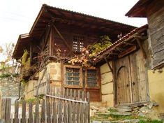 село - Google Търсене Cabin, Bulgarian, House Styles, Google, Home Decor, Bulgarian Language, Room Decor, Cottage, Home Interior Design