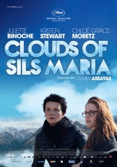 Clouds of Sils Maria - got bored with it on Delta flight to Hawaii