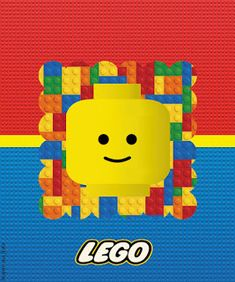 Lego Party Free Printable Labels.