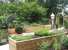 Dementia garden!