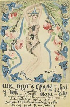 Une nuit à Chang-Hai by Jacqueline Marval
