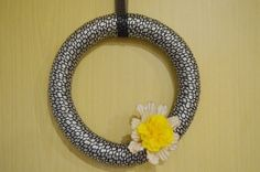 A stylish and minimalist garland with striking by DunnCrafting, £8.00