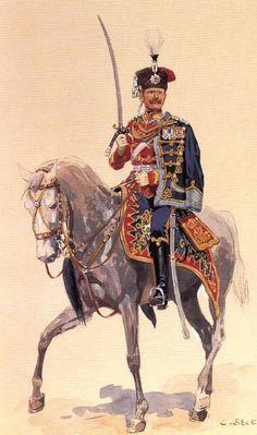 Prussian Hussar
