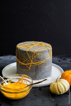 Halloween Black Sesame Cake-The Little Epicurean (sesame paste recipe) Cupcakes, Cake Cookies, Cupcake Cakes, Shoe Cakes, Pretty Cakes, Beautiful Cakes, Amazing Cakes, Sweet Recipes, Cake Recipes