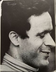 Ted Bundy was a serial killer who murdered over 30 women in the in the US. Read about his crimes,victims, capture, escapes, trial and his execution. Ted Bundy, Content Cop, Jeffrey Dahmer, Cold Hearted, My Life Style, Criminology, Human Emotions, Criminal Minds, Go To Sleep