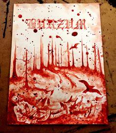 Burzum by PriestofTerror on DeviantArt