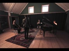 An acoustic transformation of their own house hit by Rasmus Faber & Syke'n'Sugarstarr