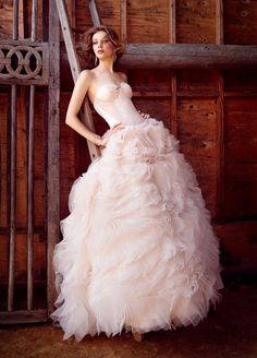 Bridal Gowns, Wedding Dresses by Lazaro - Style LZ3550