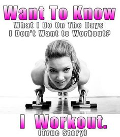 Do it anyways! Coachcalorie.com