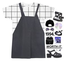 """""""// 1 9 9 4 . //"""" by theonlynewgirl ❤ liked on Polyvore featuring WNDERKAMMER, Windsor Smith, Brixton, Retrò, SAM, Etiquette, ASOS, Proenza Schouler and beoriginal"""