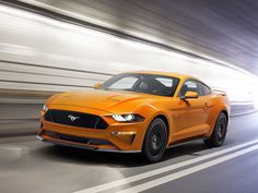 Goodbye, V6 and hello driver assists, big LCD screens and a louder and more powerful V8 for the Ford Mustang.
