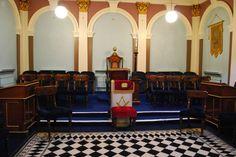 1115- Freemasons Lodge 1 by =HelenaRothStock
