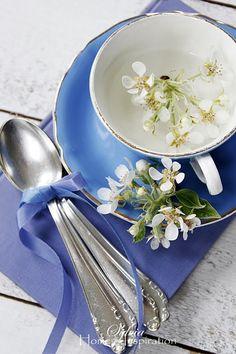 spring tea <3