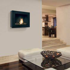 cheminée au bioéthanol / contemporaine / à foyer ouvert / murale Flat Screen, Foyer, Home Decor, Contemporary, Home, Open Set, Blood Plasma, Decoration Home, Room Decor