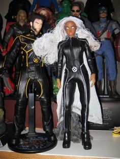 X Men Storm Toys 90