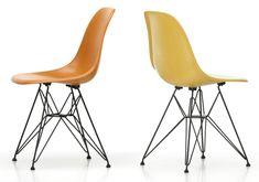 Panton Chair, Vitra Chair, Charles & Ray Eames, Eames Design, Bauhaus Architecture, Mid-century Modern, Modern Living, Home Look, Designer