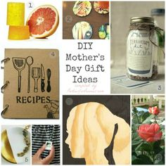 Mothers Day DIY gift ideas (www.AtCreativeHome.com)