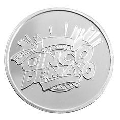 Cinco De Mayo 1oz .999 Silver Medallion
