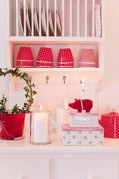 Greengate Filled Christmas - Heart Handmade uk