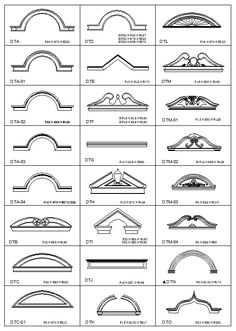 pin by alexis list on trim pinterest cad drawing