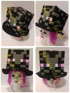 Sombrero loco enderman