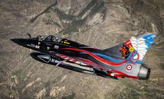 Mirage 2000N side view