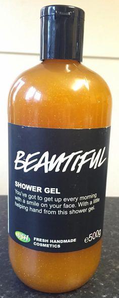All Things Lush UK: Beautiful Shower Gel