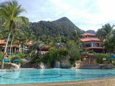 Hotel Berjaya eiland Langkawi, Maleisie Het zwembad