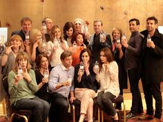 Downton Abbey Cast Responds to 'Water-Bottle-Gate' in Amusing Photo http://www.people.com/article/downton-abbey-water-bottle-response