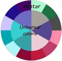 نتيجة بحث الصور عن universal colors