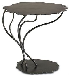 Serengeti Accent Table design by Currey & Company