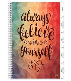Tools4Wisdom Planner 2016 Calendar 4-in-1: Daily Weekly Monthly Yearly Organizer - Purpose Driven Goals Planning Book - Personal Life Progress Journal Notebook (8.5 x 11 / 200 Pages / Spiral) Tools4Wisdom Planner http://www.amazon.com/dp/B015Y76GC4/ref=cm_sw_r_pi_dp_dPAEwb0P2F6XK