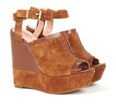 I am so in love with these wedges from Sole Society! These are a must have for spring.