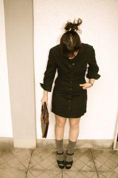The little black dress … L'abitino nero …