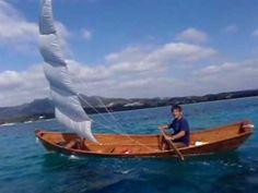 ▶ Okinawa Traditional Sailing Boat -SABANI- - YouTube