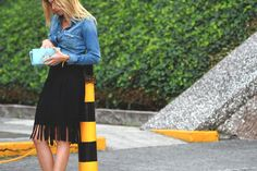 Street Style Fashion Week Mexico
