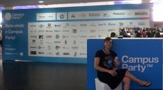 CAMPUS PARTY BRASIL  #CPBR