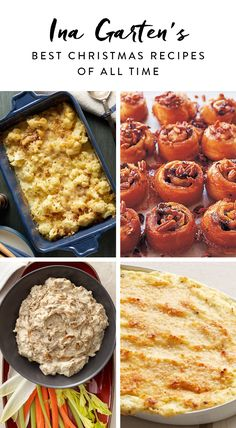 Here are 19 of our favorite Ina Garten's Barefoot Contessa recipes, from appetizers to dessert.