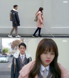 뉴스핌 - '페이지터너' 신재하, 시력잃은 김소현 등굣길 에스코트…지수는 '한주예술고등학교' 지원