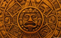 """In this edition of """"History Of Earth"""", we are present you the secrets of the Aztec civilization and the mysteries of the Mayan civilization. Vs Pink Wallpaper, Aztec Wallpaper, Screen Wallpaper, Aztec Religion, Jupiter Y Saturno, Mandala Meaning, Drunvalo Melchizedek, Aztec Empire, Mysterious Universe"""