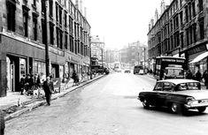 Springburn Road around 1970